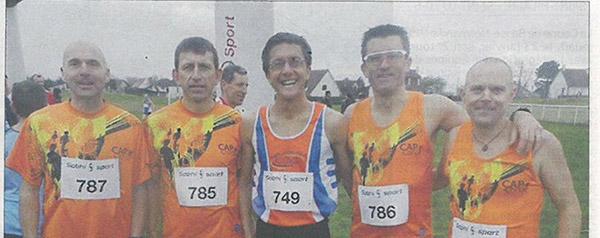 3 coureurs en demi-finale