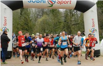Trail des Collines Normandes : 253 coureurs