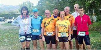 Des athlètes de Cap Condé en Aveyron