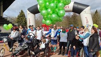 Le Virois Francis GARNIER vainqueur du Trail des Collines Normandes