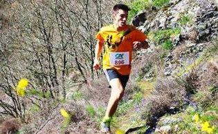 Florian Morel vice-champion de Normandie